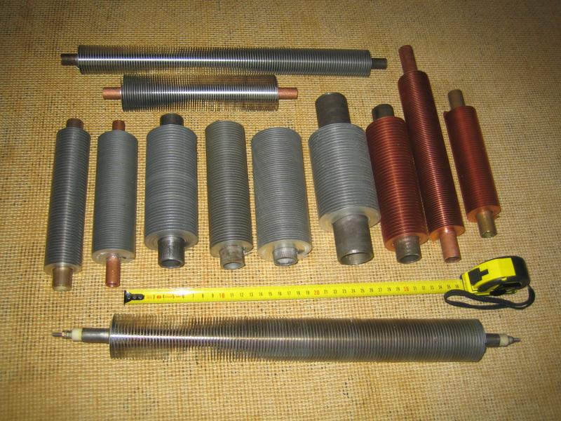 Оребренные медные трубы для теплообменников Уплотнения теплообменника Этра ЭТ-065с Северск