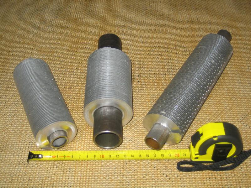 Разновидности оребернных труб